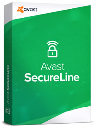 Avast SecureLine VPN 5 PC 1 Ano