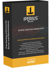 Iperius Backup Full - 1 Endpoint
